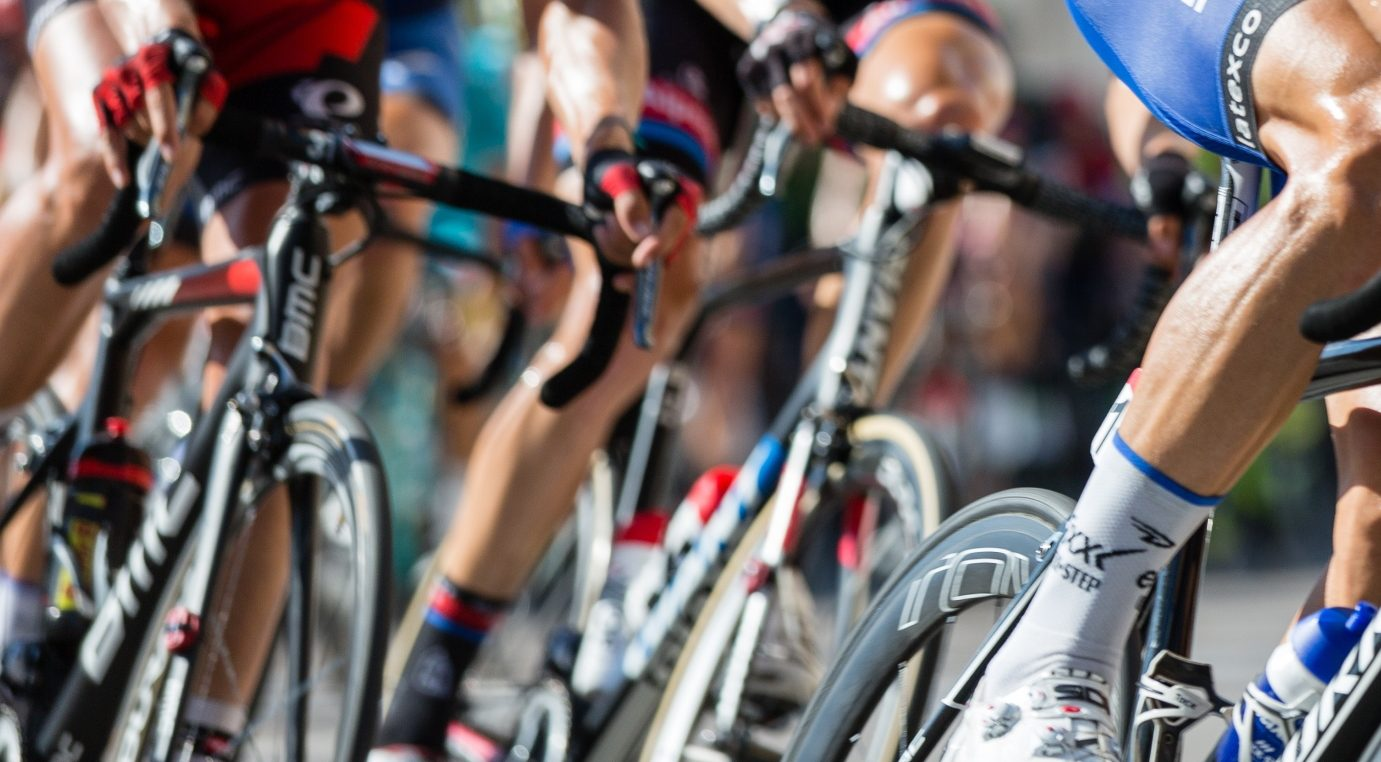 Gay Lesbo Wielrennen Amsterdam Racefietsen LHGTBi