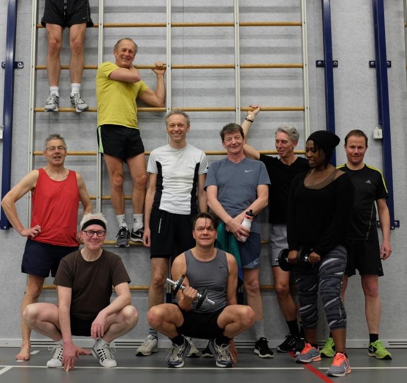 Gay Conditie Training LHBTi Sports Tijgertje